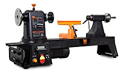 WEN 34027 12-Inch by 16-Inch Variable Speed Multi-Directional Cast Iron Wood Lathe