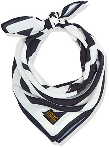 G-STAR RAW Herren Bandana, Mazarine Blue lp Record ao C692-C324, One Size fits All
