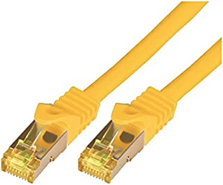 7 feet Cable UTP Green PcConnectTM CAT6 with Molded Boot