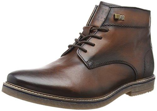 bugatti Herren 311609331200 Klassische Kurzschaft Stiefel Stiefel, Braun, 46 EU