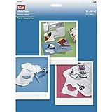 Prym - Papel para congelador DIN A4, 25 hojas, color blanco, talla única