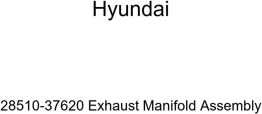 Genuine Hyundai 28510-37620 Exhaust Assembly Large discharge sale Weekly update Manifold