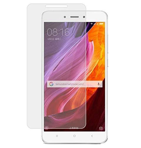 Tumundosmartphone Protector Cristal Templado para XIAOMI REDMI Note 4X/Note 4 Version Global...