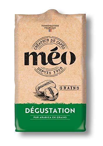 Méo Cafés Dégustation Équilibré/Subtil Grains 500...