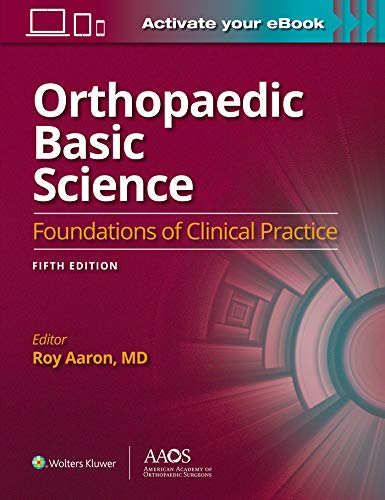 Orthopaedic Basic Science: Fifth Edition: Print + Ebook:...