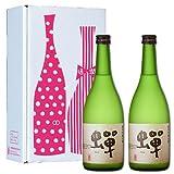 純米吟醸酒 蝉 (720ml×2本) 一年寝かせた柔らかな口当たりの辛口純米吟醸酒