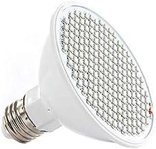 200 مصباح ليد لنمو النبات E27 AC85-265V طيف ليد كامل الطيف مصباح ليد لنمو النبات مصابيح اضاءة