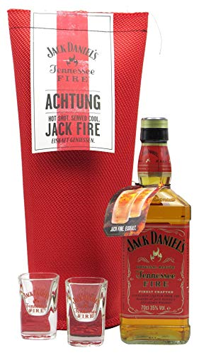 Photo of JackDaniel's – Tennessee Fire Achtung Jack Fire – Whiskey