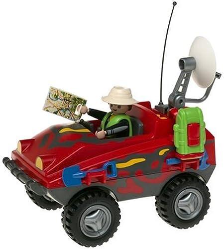 genuina alta calidad Playmobil Playmobil Playmobil Amphibious Vehicle by Playmobil  gran descuento