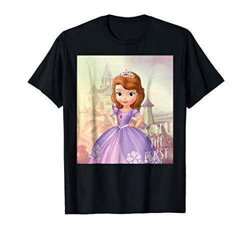 Disney Sofia the First Sofia Castle T-shirt