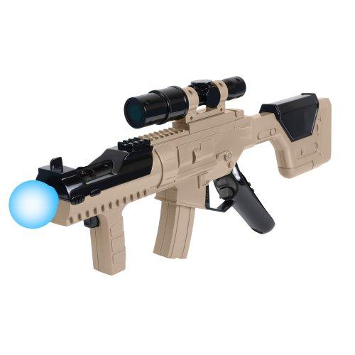 PS3 Move Submachine Gun