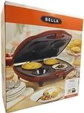 Sensio Bella 13585 4 Slot Pie Maker, Red
