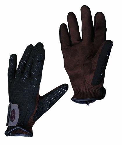 Bob Allen Shooting Gloves (Black, X-Large)