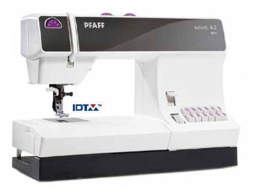PFAFF Máquina de Coser Select 4.2 - Cuidado de la Ropa - Los Mejores Precios