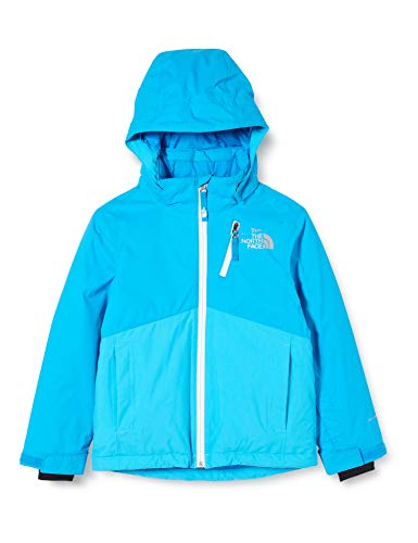 The North Face Y Snowdrift Chaqueta, Unisex niños, Acoustic Blue, L