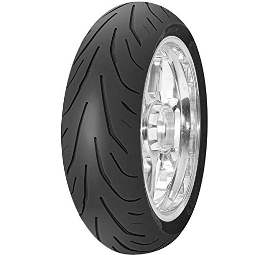 Avon Tyres AV80 3D Ultra Sport Tire - Rear - 190/55ZR-17 , Position: Rear, Tire Size: 190/55-17, Rim Size: 17, Load Rating: 75, Speed Rating: W, Tire Type: Street, Tire Construction: Radial, Tire Application: Sport 4530016