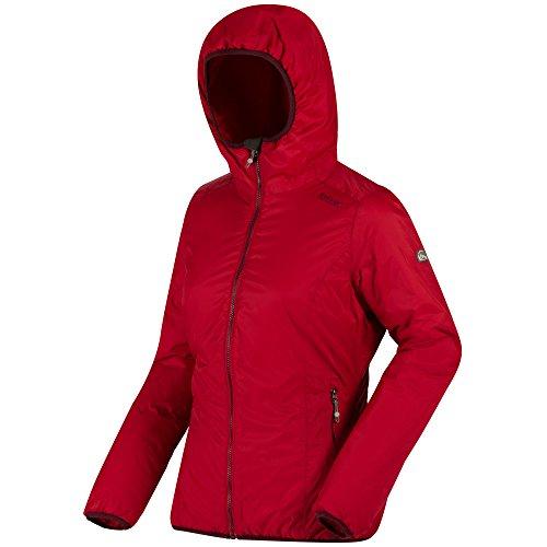 Regatta Damen Tuscan Wasserfeste Jacke, Punch, 38 (Herstellergröße: 12)