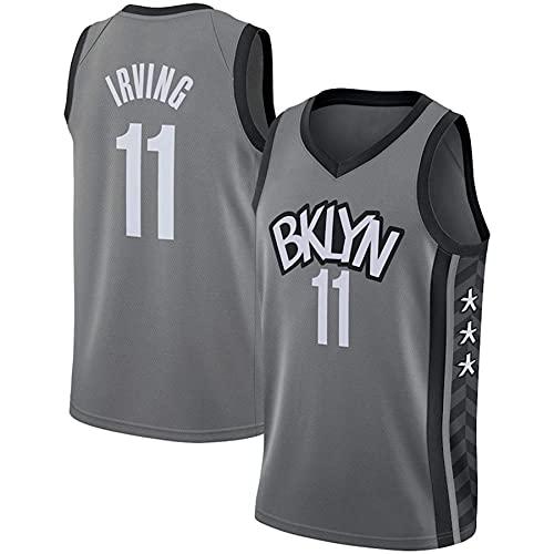 WEIZI Camisetas De Baloncesto De Malla Cómodas Sin Mangas De La NBA, Camiseta De Ventilador Resistente Al Desgaste Transpirable Bordado, (S-3XL)