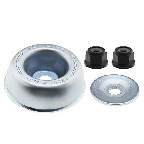 Juego de 4 piezas de repuesto para cabezal de engranaje, compatible con Stihl FS120 FS200 FS250