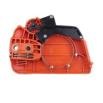 Euros 525628901 Chain Brake Clutch Sprocket Side Cover Fit for Husqvarna 240E 236E 235E Chainsaw Spare Parts