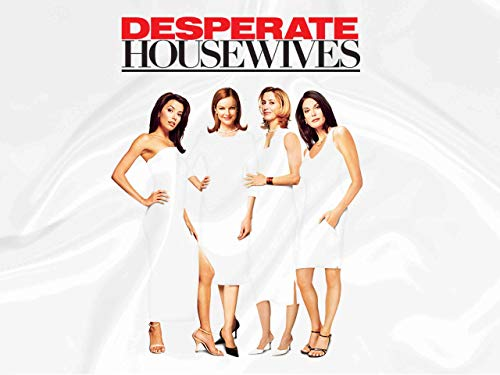 DESPERATE HOUSEWIVES (YR 8 2011/12 EPS 158-180)