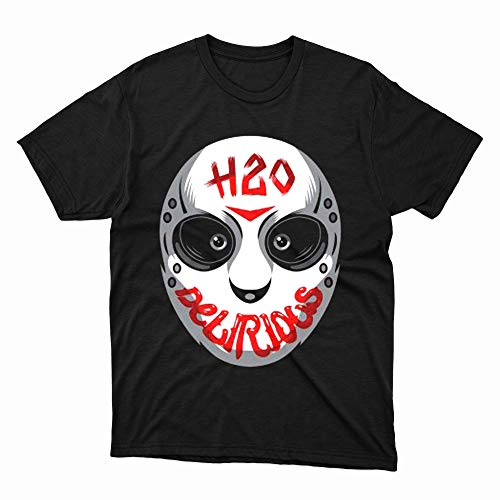 H20 Delirious Merch H20 Delirious Mask Rezzed T-Shirt, Hoodie, Sweater, Long Sleeve, Sweatshirt Black