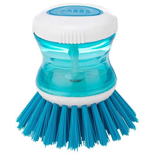 TARTSMET Spülbürste mit Spender blau