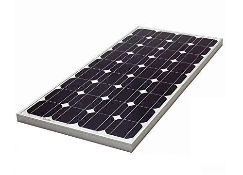12vmonster 10Watt 18Volt Solar Panel PV Modul Photovoltaik Generator Sun Power Collector