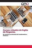 Cursos virtuales de Inglés de Negocios.