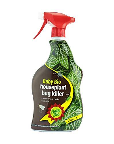 Baby Bio 86600241 Houseplant Bug Killer, 1 L