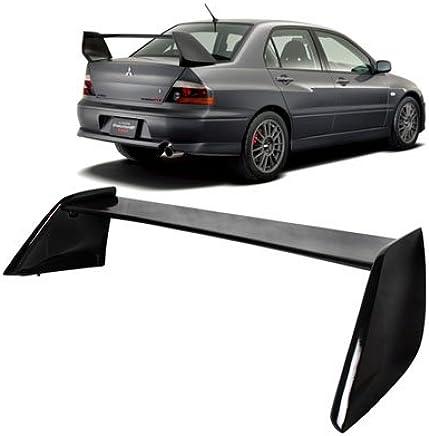 Tss Daily Spoiler >> Amazon Com 2003 2007 Mitsubishi Evo 8 9 Trunk Spoiler Wing
