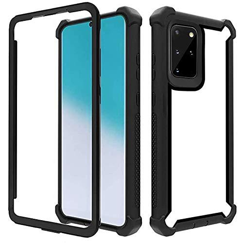 IWTTWY - Carcasa para Samsung S20 Plus (Poliuretano termoplástico Flexible, Resistente a los Golpes, Compatible con Galaxy S20 Plus)