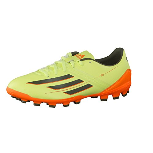 adidas Fussballschuhe F10 TRX AG 39 1/3 glow s14/earth green s13/solar zest