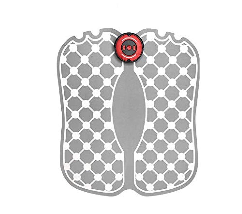 Cckrm電気フットマッサージャー加熱、フルオートマチックフィートマッサージャーと切り替え可能な熱機能、深練りホームオフィスの足の痛みを和らげるために