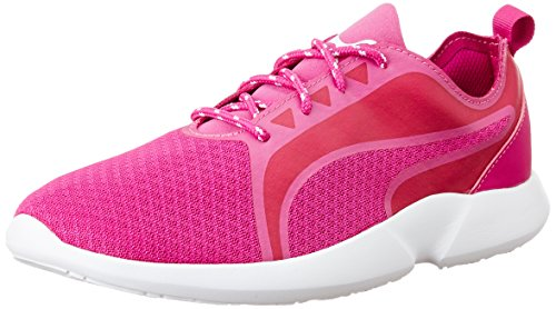 PUMA Damen Vega Evo Sneakers, Pink (Ultra Magenta-Ultra Magenta 03), 41 EU