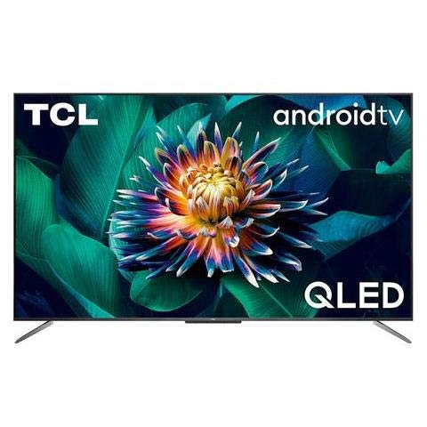 "Televisore TCL TCL TV Q-LED 55"" 4K UHD PREMIUM HDR 10+ QUANTUM DOT SMART TV ANDROID 9.0 GOOGLE"