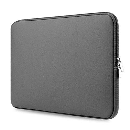 Hülle2go Toshiba Tecra Laptoptasche - Laptop Hülle - Schutzhülle für Laptops - 14 Zoll - Grau