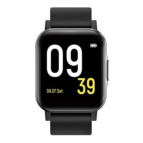 SoundPEATS Smart Watch Fitness-Tracker mit Herzfrequenzmesser Schlafqualitäts-Tracker IP68 Wasserdicht 1,4