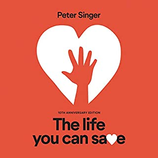 The Life You Can Save cover art