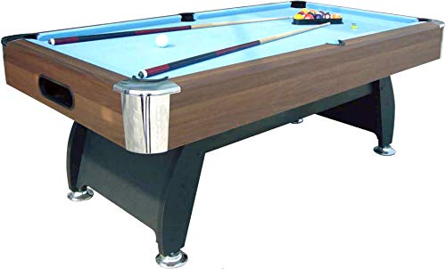 Softee Equipment 0009900 Mesa Billar Campeonato, Blanco, S