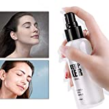 ZEWAN 3 IN 1 Makeup Fixer Spray, Long Lasting Face Make Up Foundation Fixer, Primer & Correct & Setting Spray, Fixing and Finishing Spray for Face (100ml)