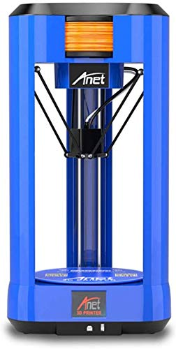 SAFGH Delta 3D Printer Pulley Or Linear Plus Half Of Assembled With Auto Leveling Large 3D Printing Size 200 * 180Mm Impressora 3D DIY Kit