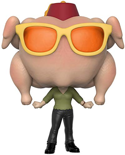 Funko- Figura Pop Friends Monica with Turkey Exclusive, Multicolor, Talla Única (706)