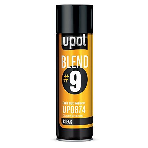 U-POL AL Blend#9-Fade Out Reduzierstück, 450 ml, transparent 450 ml Aerosol