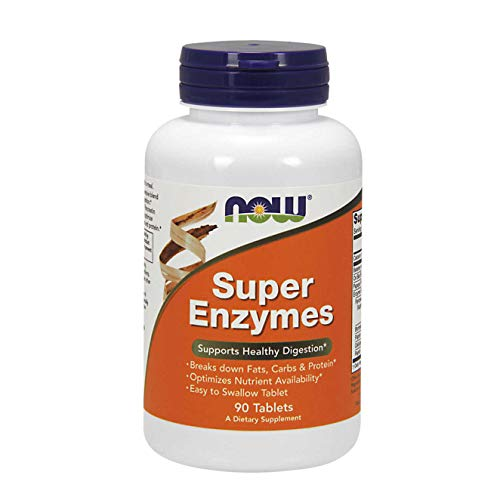 Now Super Enzymes 90 tabs
