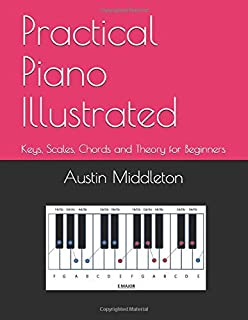 Practical Piano Illustrated: Keys, Scales, Chords and Theory
