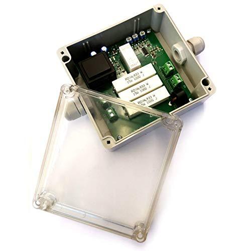 Anlaufstrombegrenzer Einschaltstrombegrenzer Anlaufstarter Softstarter regelbar für 230V max. 16A