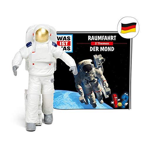 Tonies hoorfiguur Wat is wat voor de toniebox Ruimtevaart/de maan Raumfahrt / der Mond