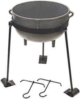 Best bayou classic cast iron 15 gallon jambalaya pot Reviews