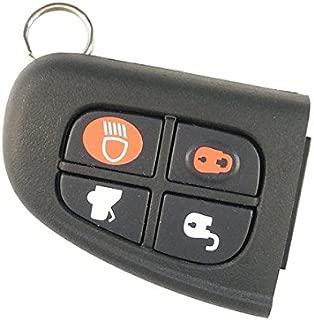 Jaguar Remote Key Fob Replacement Buttons Kit for XJ6 XJ12 XJR Genuine New